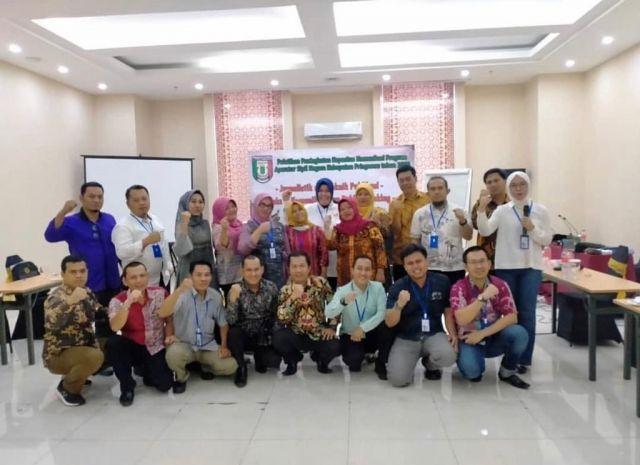 ASN Pemkab Pringsewu Ikuti Pelatihan Jurnalistik & Public Speaking