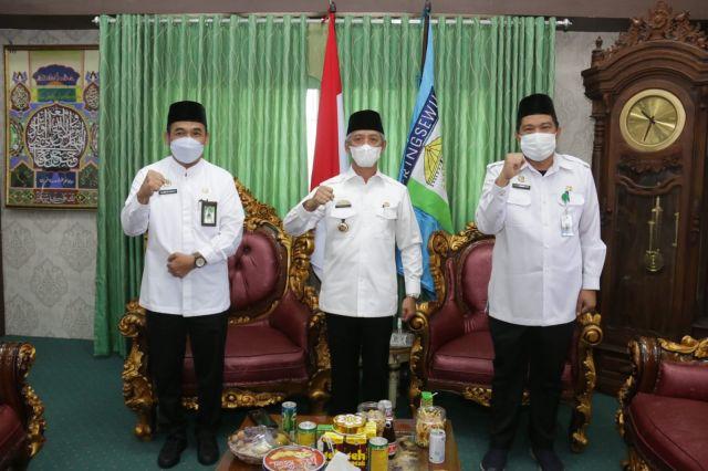 Marwansyah Alih Tugas ke Kanwil, Kemenag Pringsewu Dipimpin Ahmad Rifai