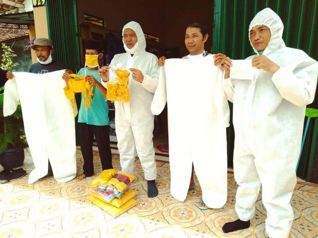 Masker & APD Produksi Pringsewu Dibanjiri Pemesan