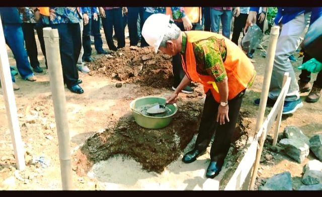Pringsewu Segera Miliki Greenhouse Hidroponik Terbesar di Lampung